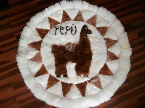 alfombras de alpaca